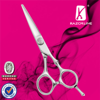 Razorline CK23 Professional Hair cutting Scissor with WCA and BSCI certificate