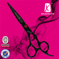 Razorline INK Professional Hair cutting Scissor with WCA and BSCI certificate