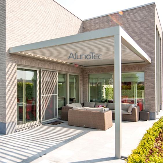 customized aluminum pergola design ideas diy opening roof. Black Bedroom Furniture Sets. Home Design Ideas