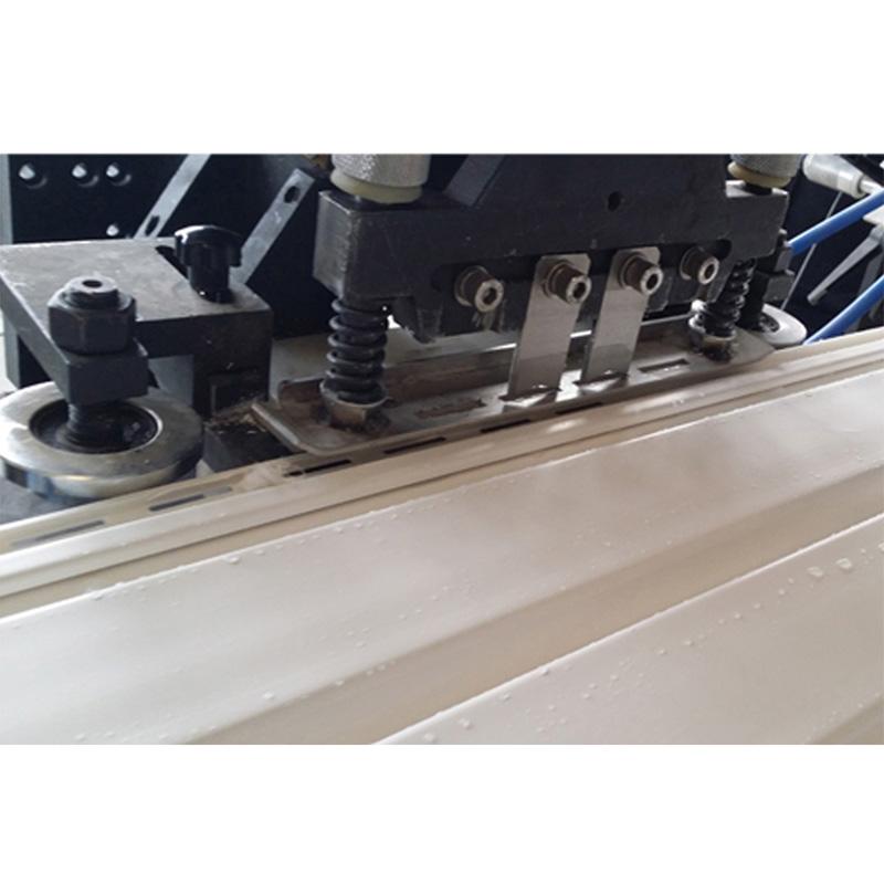 PVC siding panel making tools