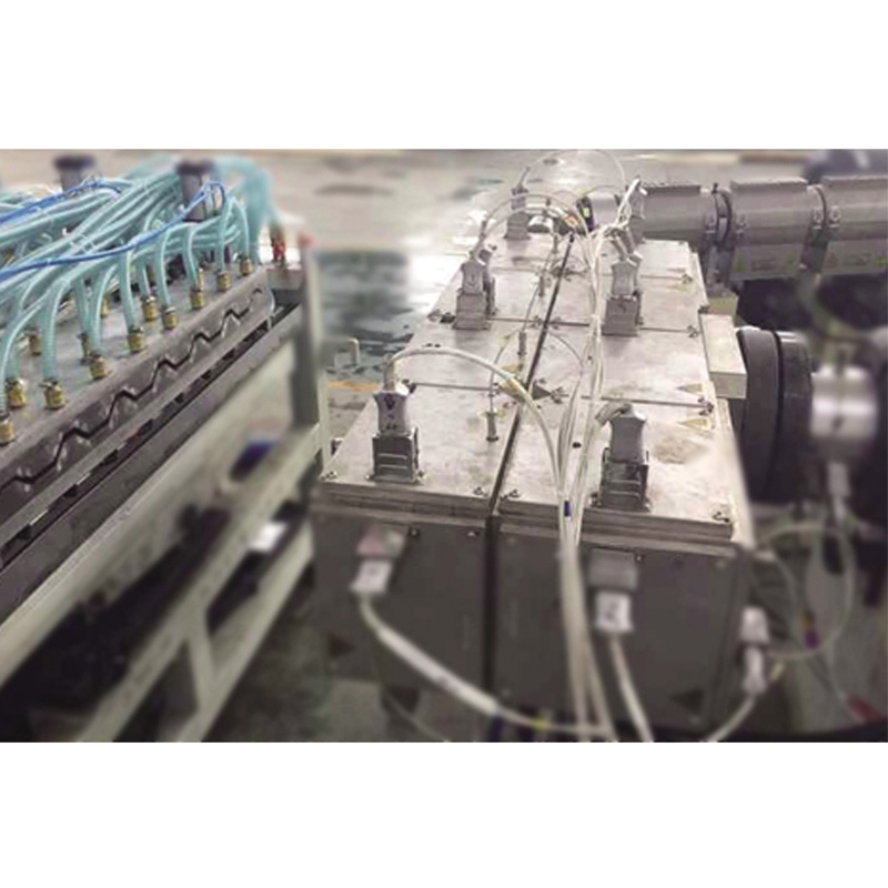 PVC WPC Extrusion machine