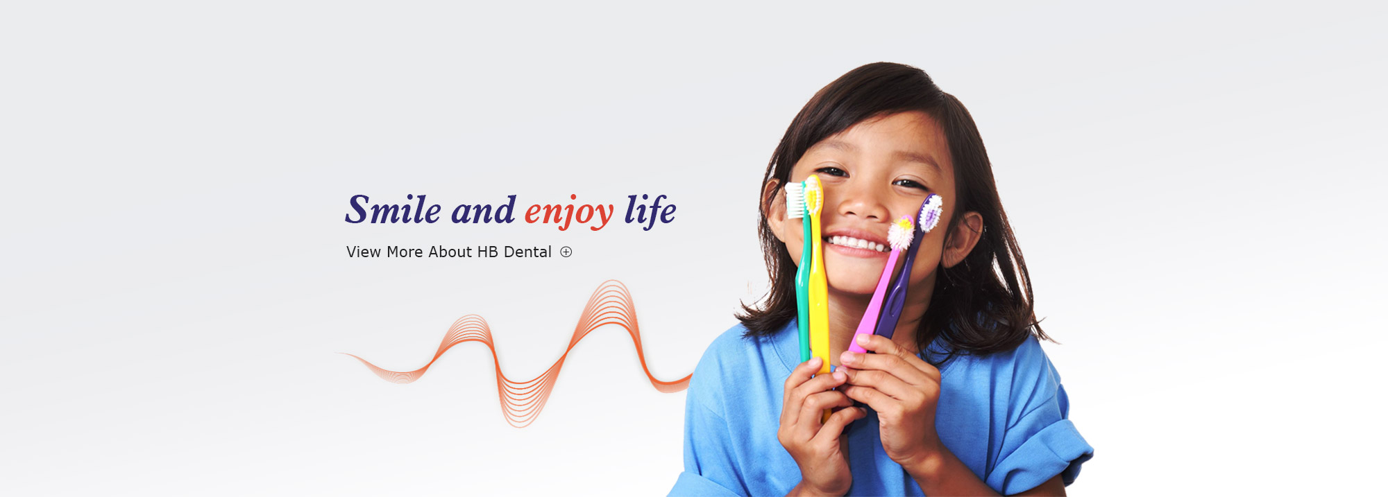 HB Dental unit make you smile and enjoy life