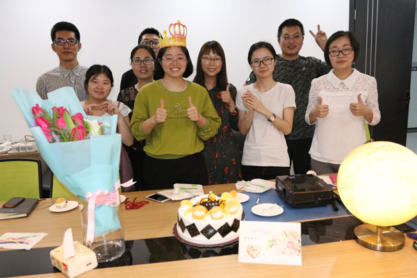 Wanrooetech Birthday Care
