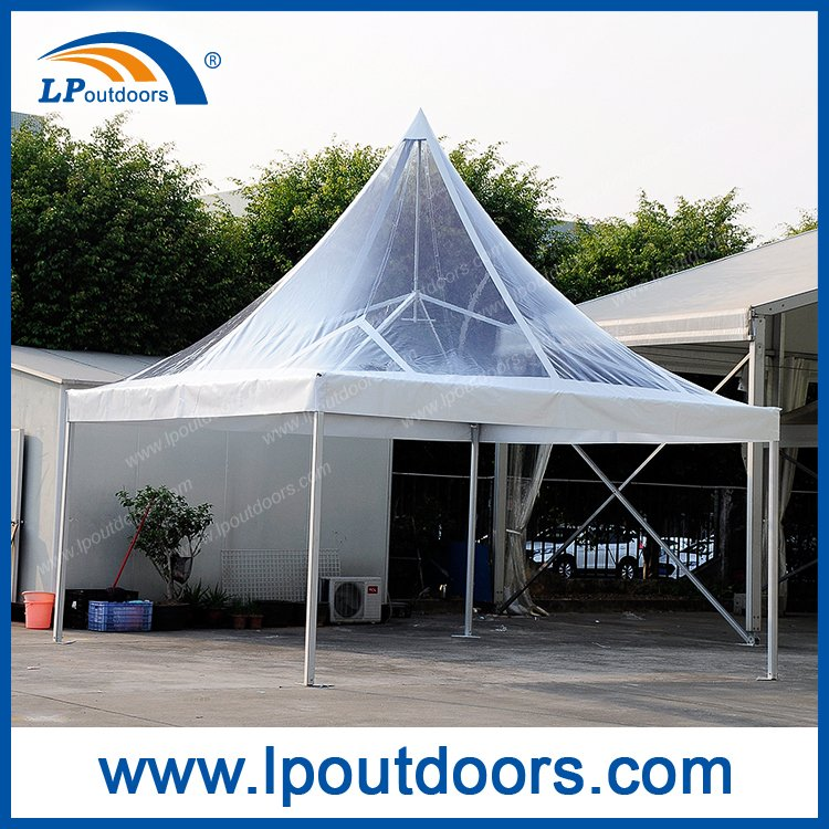 5X5m pagoda transparent cover004