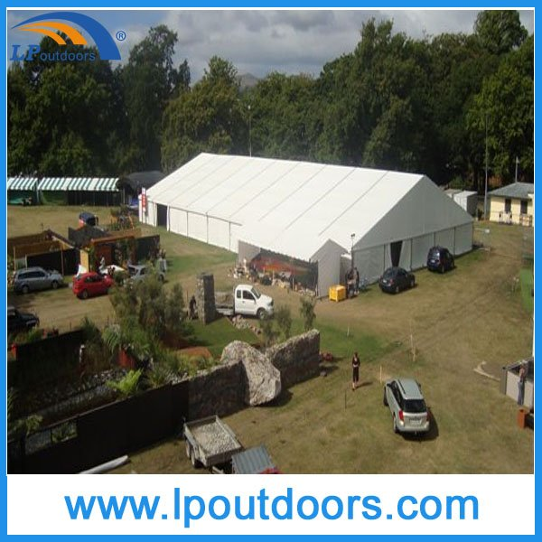 25m clear span tent