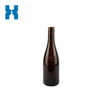 Wholesale 375ml Beer Glass Bottle