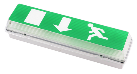 Ceiling LED Emergency light with water proof