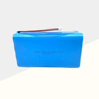14.8V 10400mAh 4S4P Rechargeable Li-ion Battery Pack NO.1012