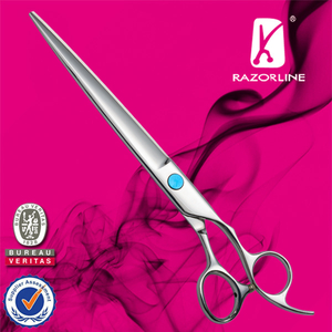 Razorline EK14 Economic Dog grooming scissor with WCA and BSCI certificate
