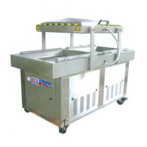 DZD-680/2SD Automatic Double Chamber Vacuum Packaging Machine