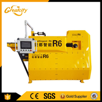 Full Smooth Process of Wire Bender Machine Automatically