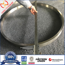 Titanium Big Size Ring OD 822×ID790×H16mm-Baoji Yixin