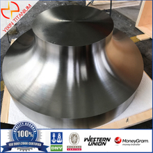 Baoji Yixin-Gr5/Ti 6Al 4V Titanium Forged Impeller for Compressor-UT Class A