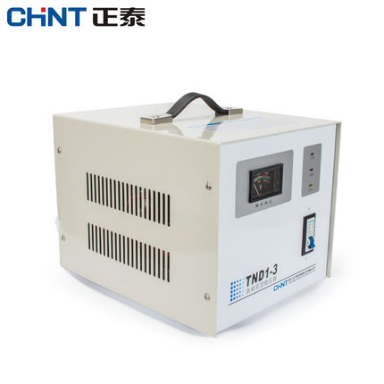 Chint household voltage stabilizer 220V fully automatic 5000w 5KW ac ...