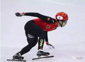 3D Printed Titanium Alloy Buckle helps China Win The First Gold in Winter Olympics