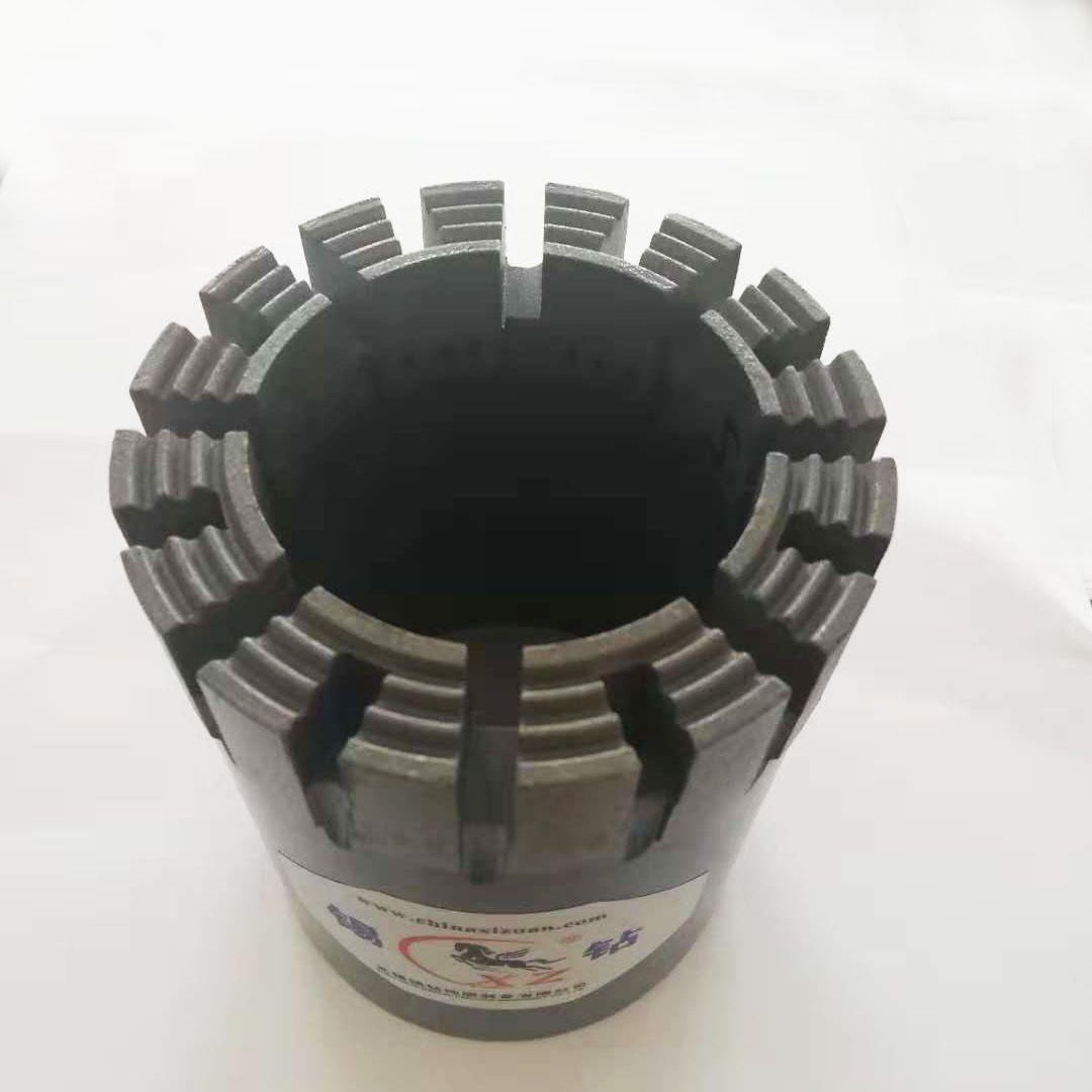single,Double Tube Impregnated Diamond Drill Bits With High Performance