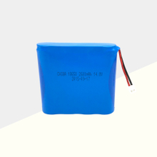 14.8V 2600mAh 4S1P Rechargeable Li-ion Battery Pack NO.1014
