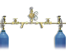 Automatic Gas Manifold Systems for Oxygen