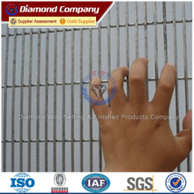 358 mesh security anti-climb fence/anti-climb welded mesh panel fence