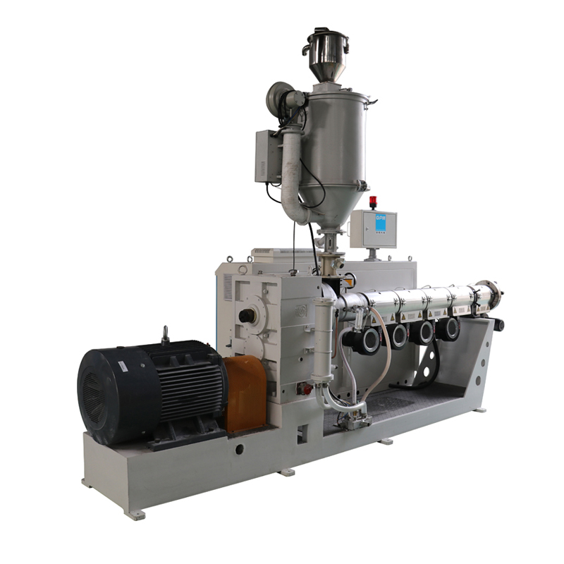 Single Screw Extruding