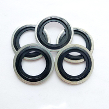 M20 Stainless Steel Rubber NBR Bonded Seals/bonded Washer