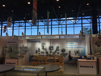 Bangye Attended The Industrial Automation North America IN 2016