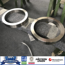 ASTM B381 Grade2 Titanium Forged Ring