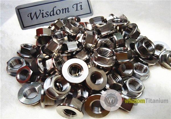 titanium sprocket nut J5.1
