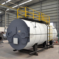 1000kg Oil Fired Steam Boiler Delivery
