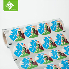 Laminating Aluminum Foil PP/PET/PS Plastic Cup Sealing Roll Film Food Packaging Film