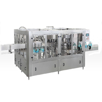 Rotary Type 5L Pure Water Filling Machinery