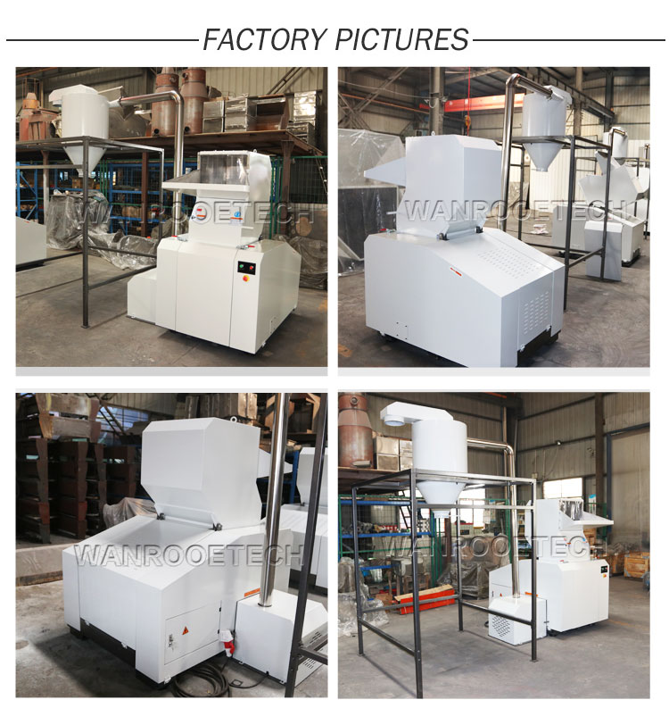 Sound Quiet Strong Crusher Grinder-factory