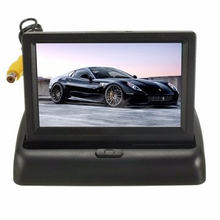 4.3 Inch TFT LCD Screen, Foldable and Portable