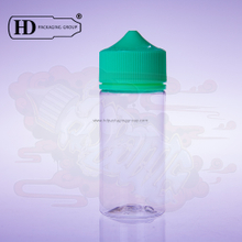 100ml V3 unicorn bottles E-juice bottle e-liquid vape bottle