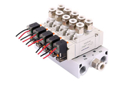 Pneumatic Solenoid Valve 5 Way DF Series