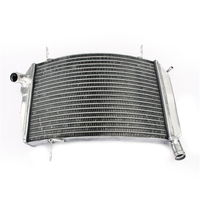 Tarazon China Manufacture Aluminum Water Cooling Motorcycle Radiators for DUCATI