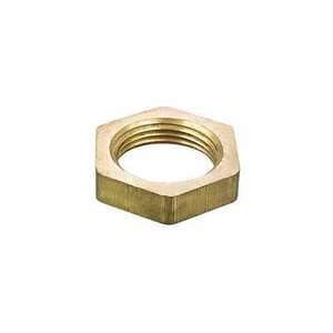 Brass Insert Hexagon Nut with Npt Thread