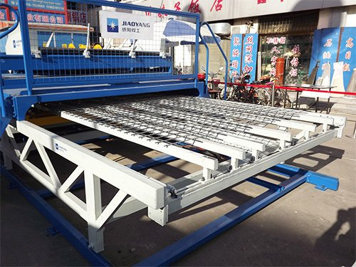 6 Construction Mesh Coil Machine