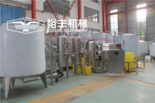 Mineral Water Bottling Line