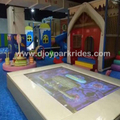 Interactive trampoline projection for sale