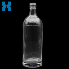 Large Volume 1750ml Spirit Glass Bottle