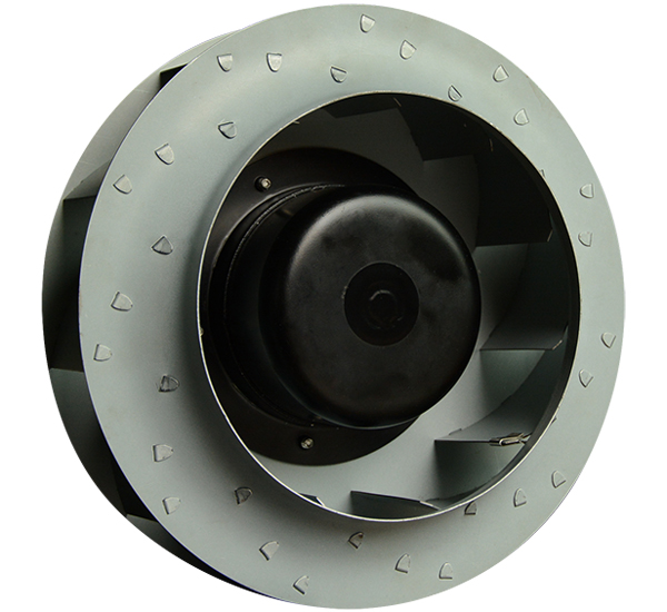 DC Centrifugal Fan Φ 250 - Backward Curved