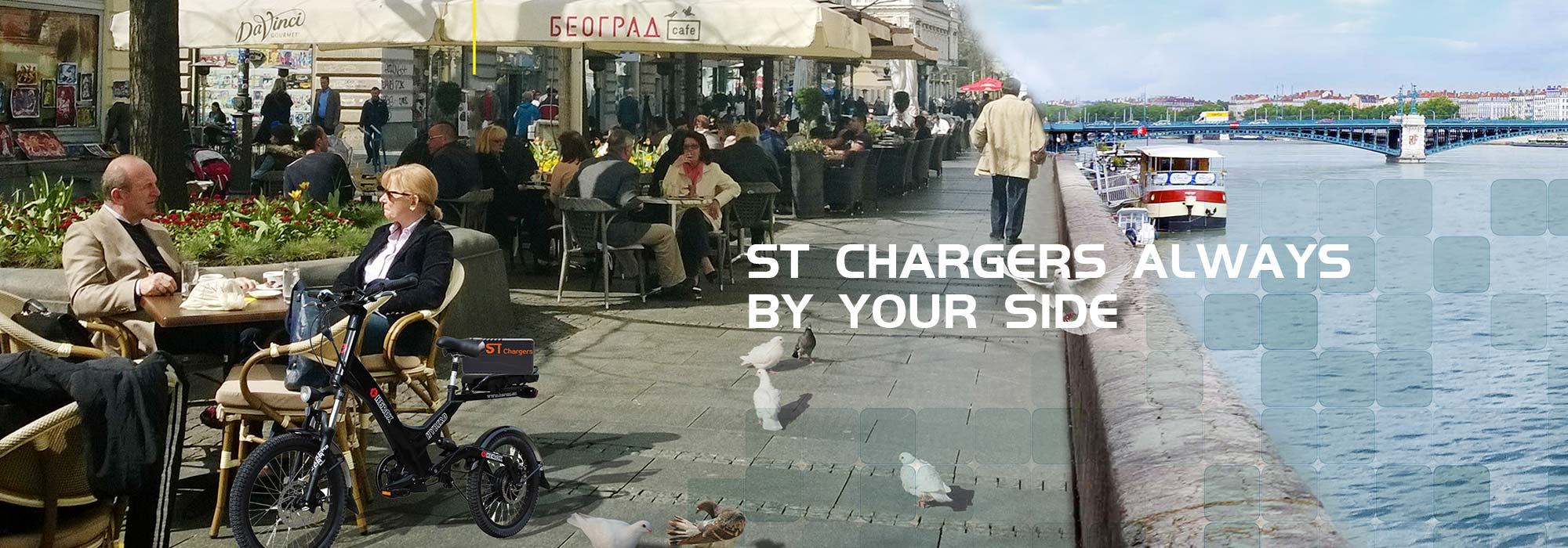 ST chargers