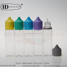 Hidy V3 60ml PET unicorn bottles plastic bottle for e-juice ejuices eliquid e-liquid