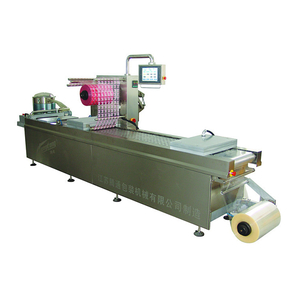 DZR-420 Thermoforming Vacuum Packaging Machine