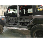Half Door for Jeep Wrangler Jk with Side Mirror (without Side Mirror) for 4 Door