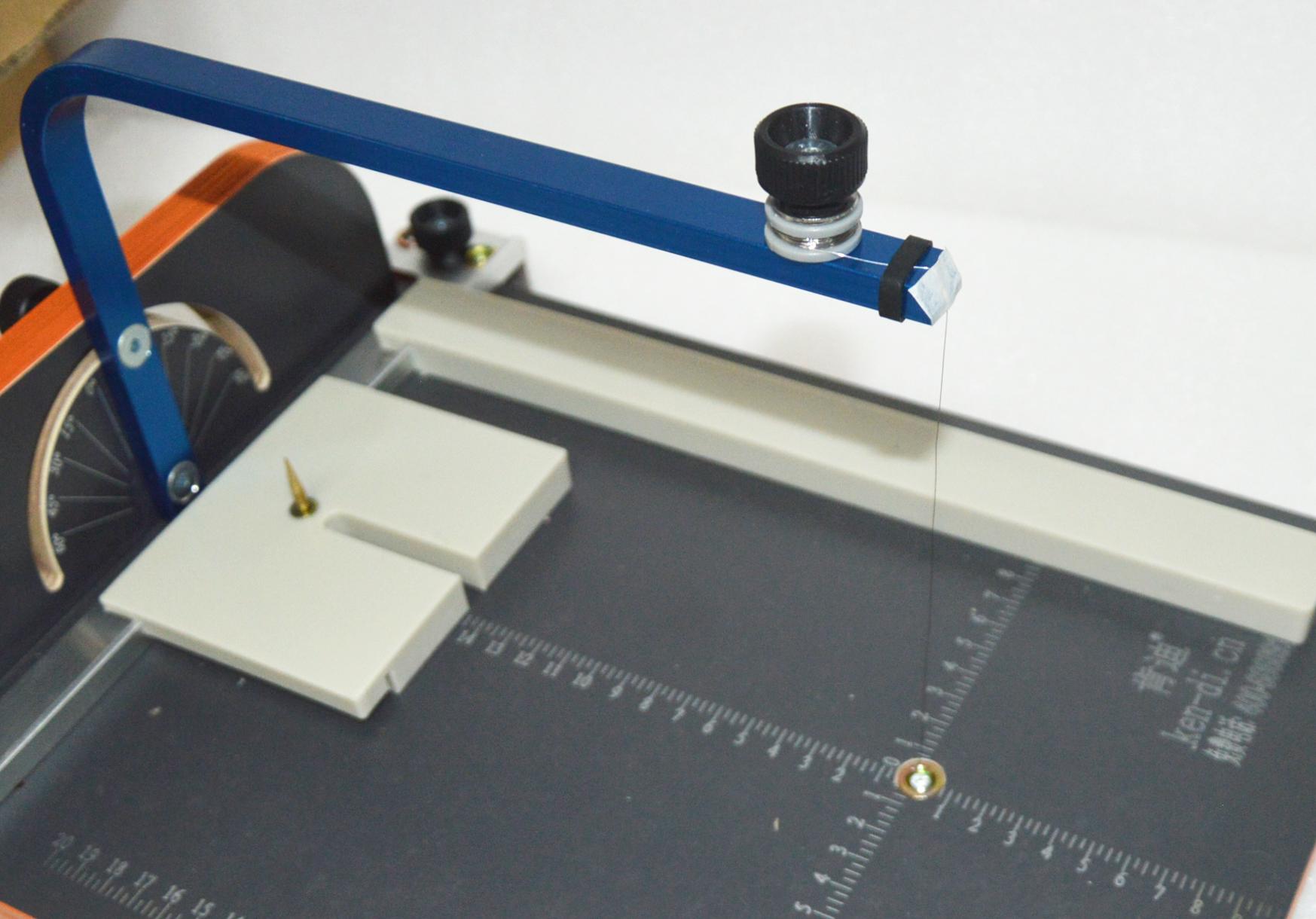 Hot Wire EPS cutting sponge Pearl cotton Cutter table - Buy sponge ...