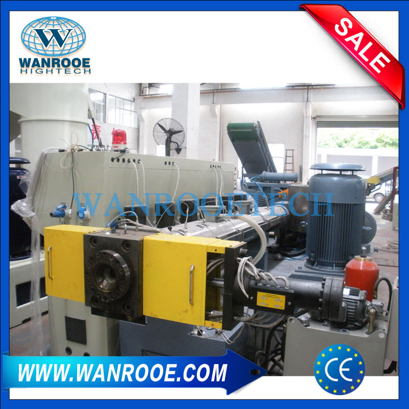 Full auto hydraulic screen changer with double working position