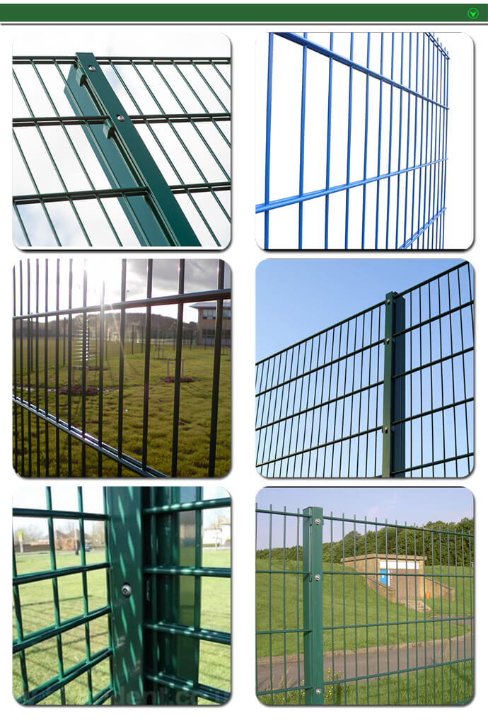 Double Wire Fence9