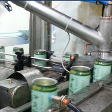 Liquid Nitrogen N2 Dosing Equipment for Can Packaged Juice And PET Bottled Water